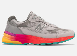 New Balance 992 Grey Multi-Color Release Date