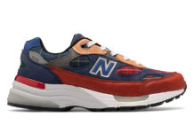 New Balance 992 Plaid Patchwork Release Date