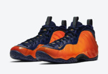 Nike Air Foamposite One Rugged Orange CJ0303-400 Release Date Price