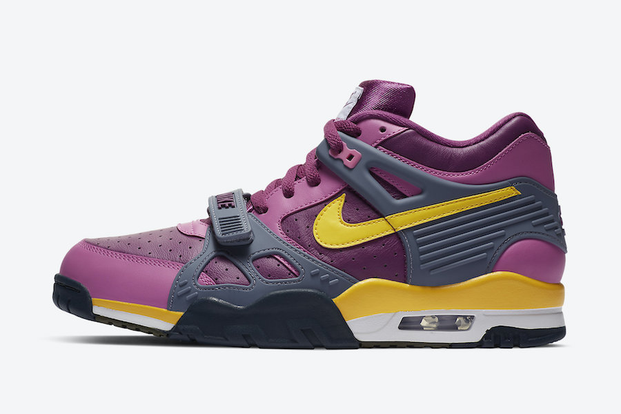 Nike Air Trainer 3 Viotech CZ6393-500 2020 Release Date