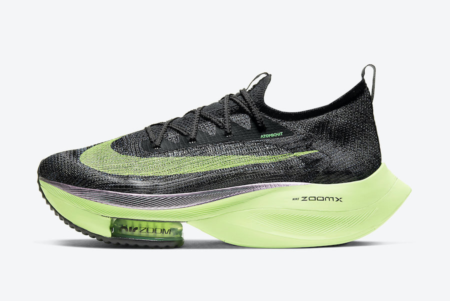 Nike Air Zoom Alphafly NEXT Lime Blast CI9925-400 Release Date