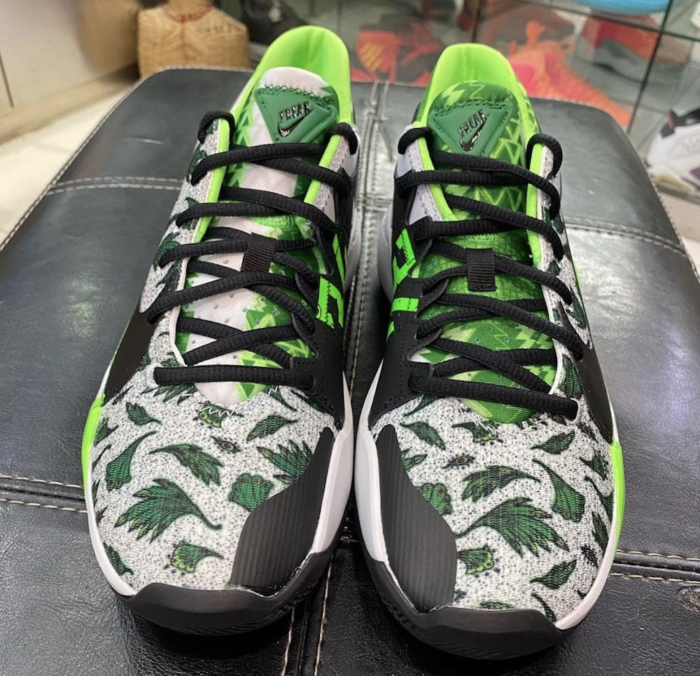 Nike Zoom Freak 2 Green White DA0907-002 Release Date