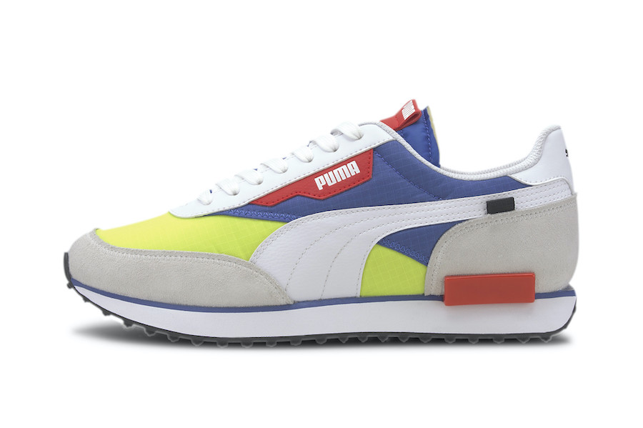 PUMA Future Rider Play On 371149-06 Release Date