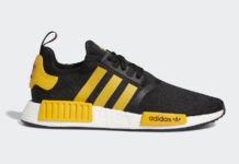 adidas NMD R1 Active Gold FY9382 Release Date