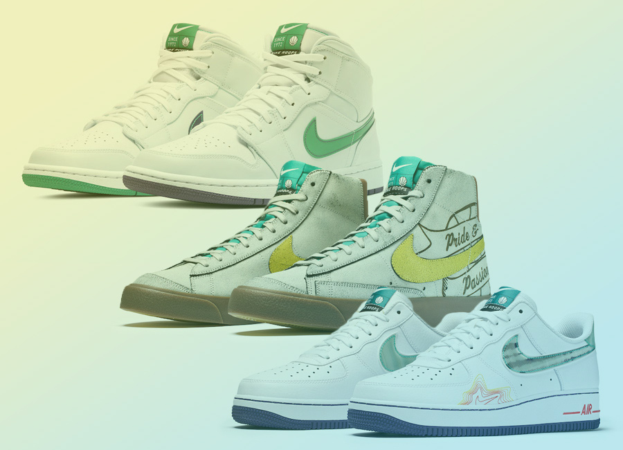 Foot Locker Get You Game Ready With New Nike Pack Sbd