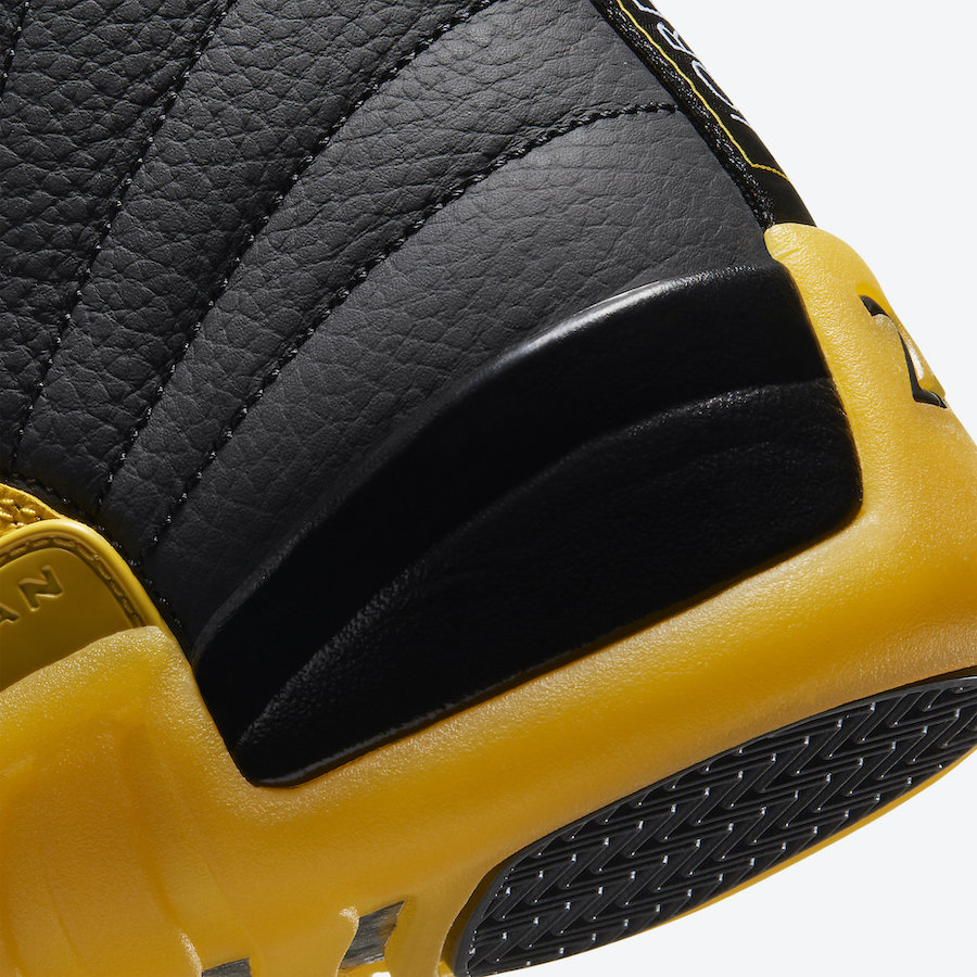 Air Jordan 12 University Gold 130690-070 2020 Release Date Price