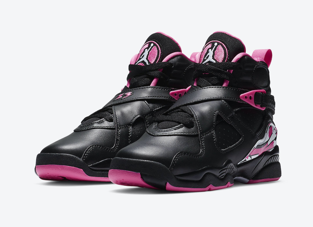Air Jordan 8 GS Pinksicle 580528-006 Release Date Price