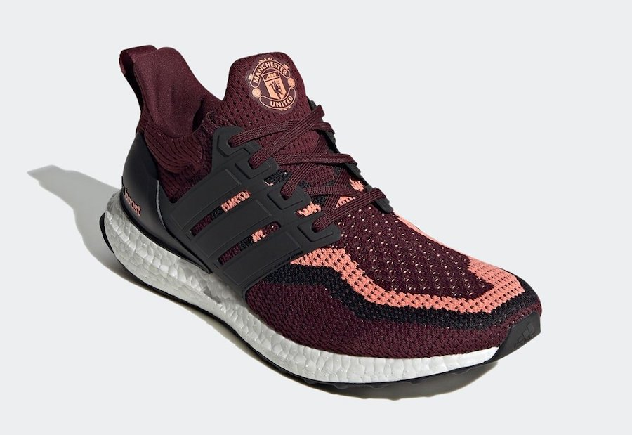 Manchester United adidas Ultra Boost DNA FZ3620 Release Date