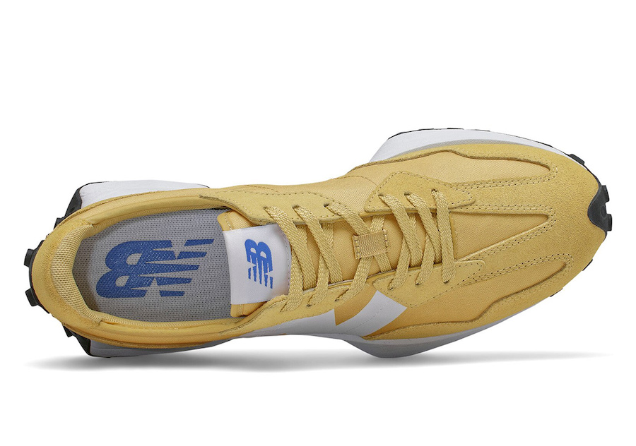 New Balance 327 Yellow Release Date
