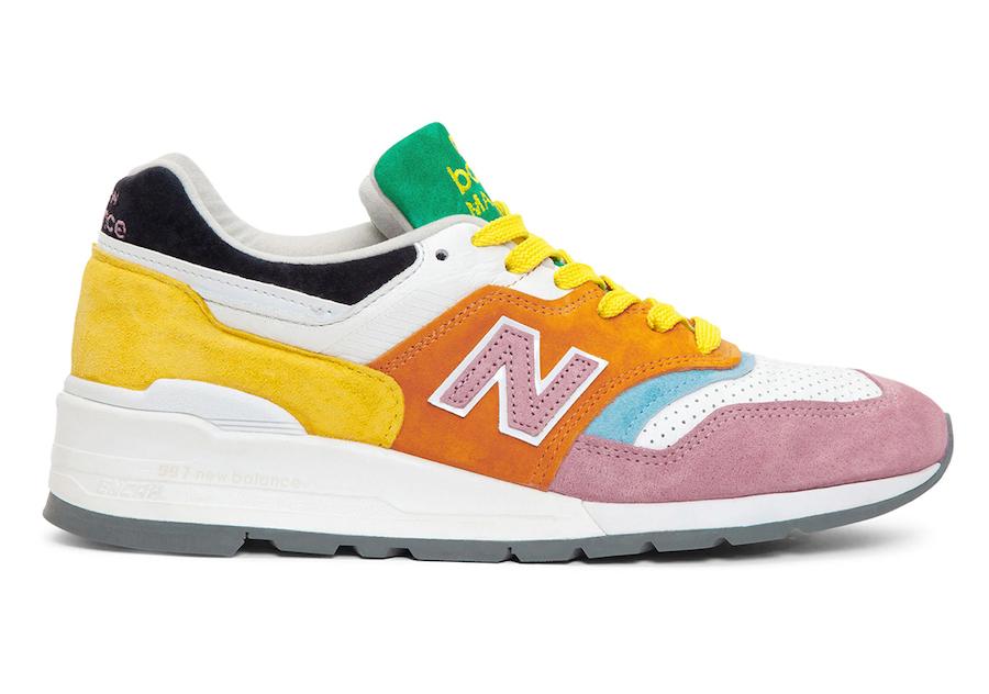 New Balance 997 Multi-Color Release Date
