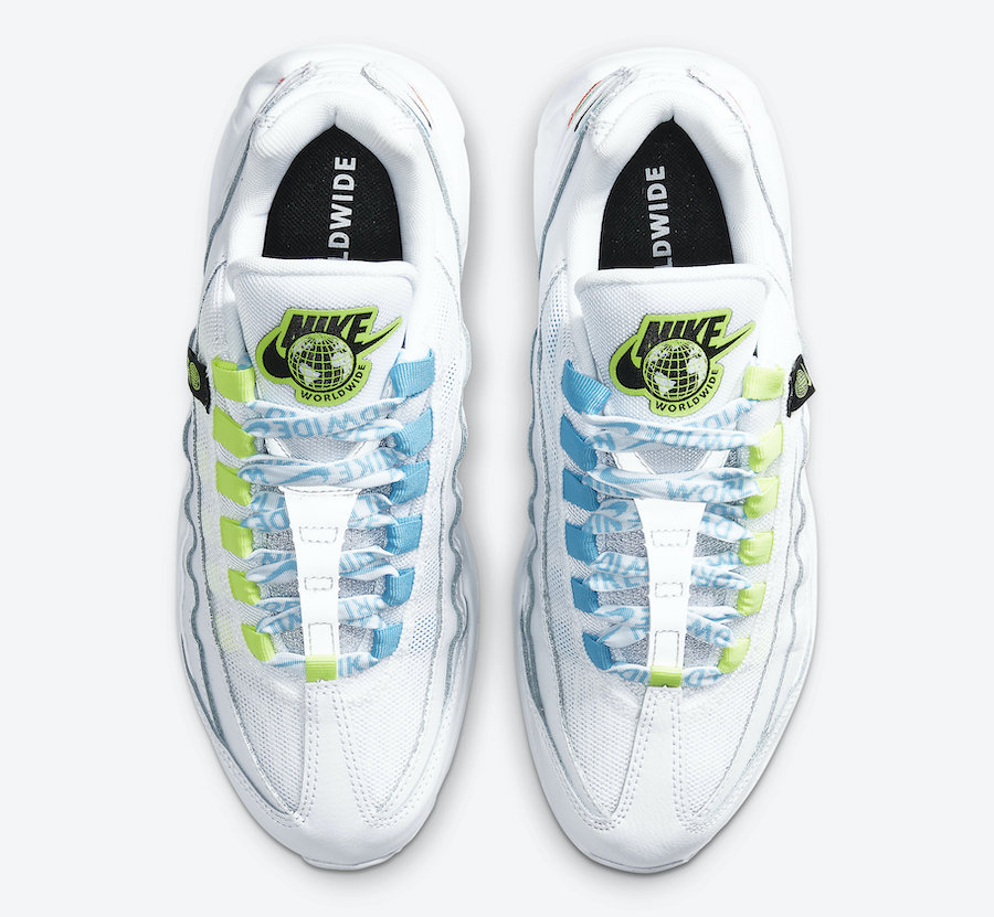 Nike Air Max 95 Worldwide CV9030-100 Release Date