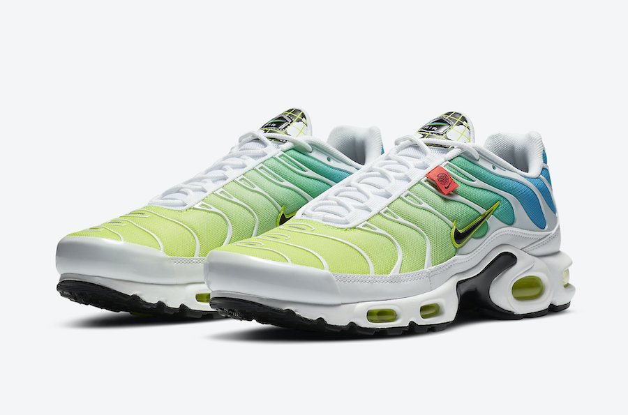 Nike Air Max Plus Worldwide CK7291-100 Release Date