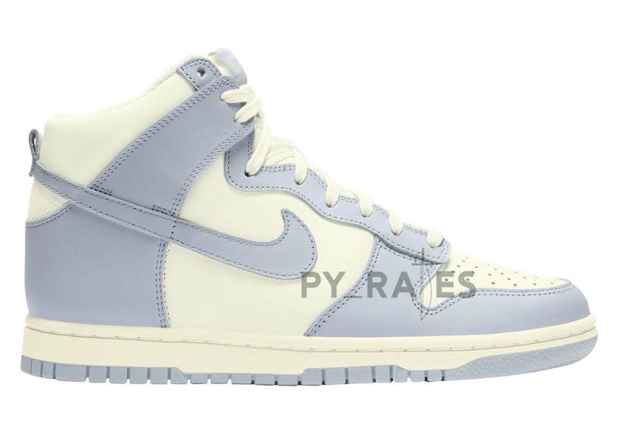 Nike Dunk High WMNS Football Grey 2021 Release Date