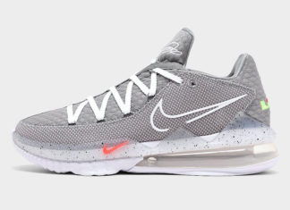 Nike LeBron 17 Low Particle Grey CD5007-004 Release Date