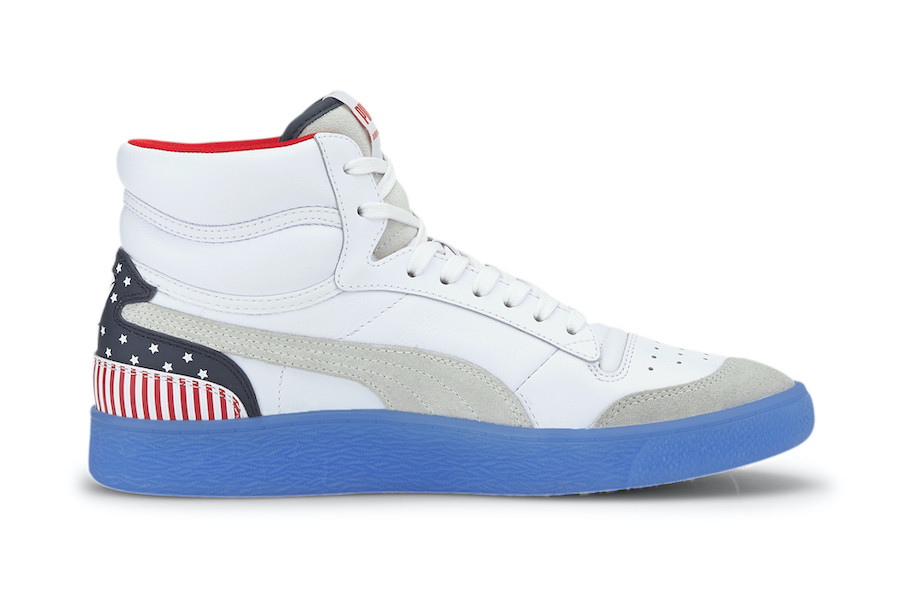 PUMA Ralph Sampson Mid 4th of July Release Date