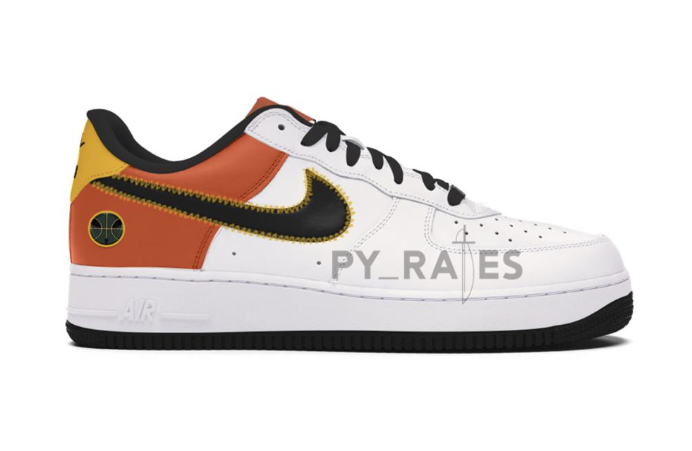 Raygun Nike Air Force 1 Low 2021 Release Date