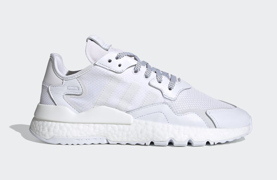 adidas Nite Jogger White Reflective FV1267 Release Date