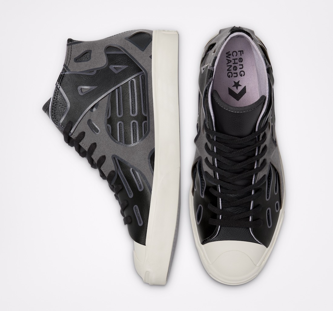 Feng Chen Wang Converse Jack Purcell Black Release Date