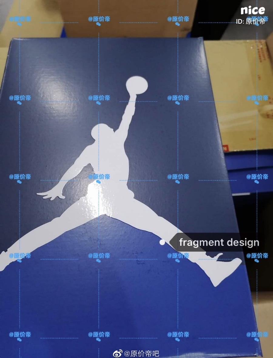 Fragment Air Jordan 3 White Black DA3595-100 Release Date