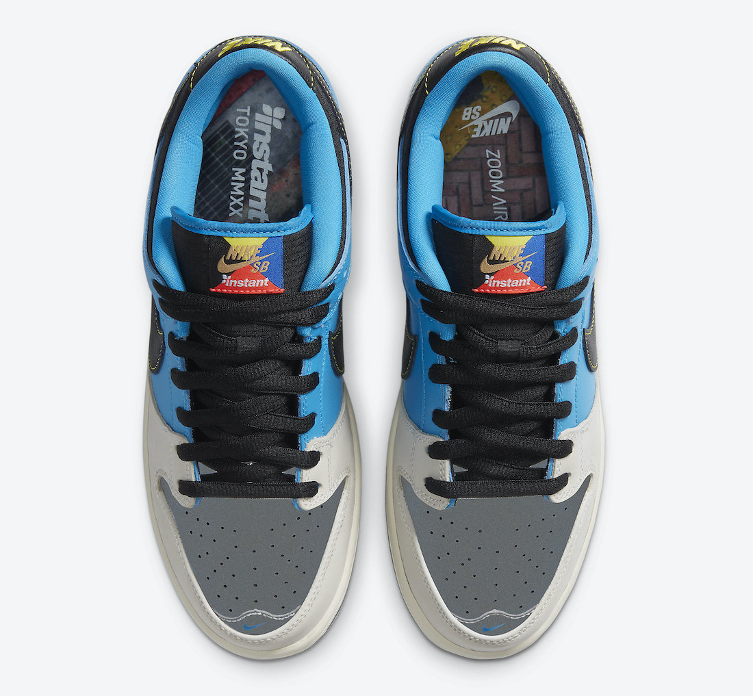 Instant Skateboards Nike SB Dunk Low CZ5128-400 Release Date Price
