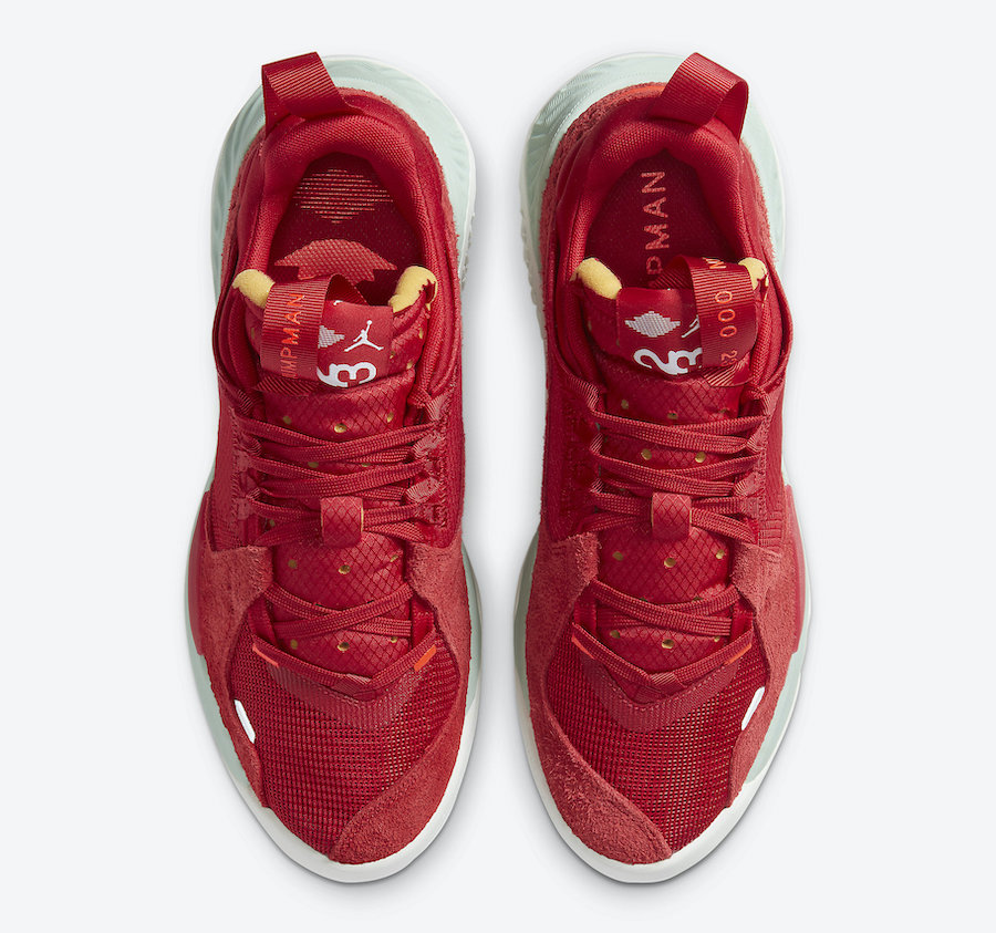 Jordan Delta SP Red CD6109-600 Release Date