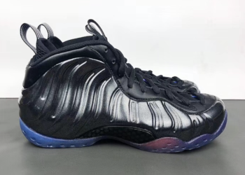 Nike Air Foamposite One Black Team Royal Team Orange CU8063-001 Release Date