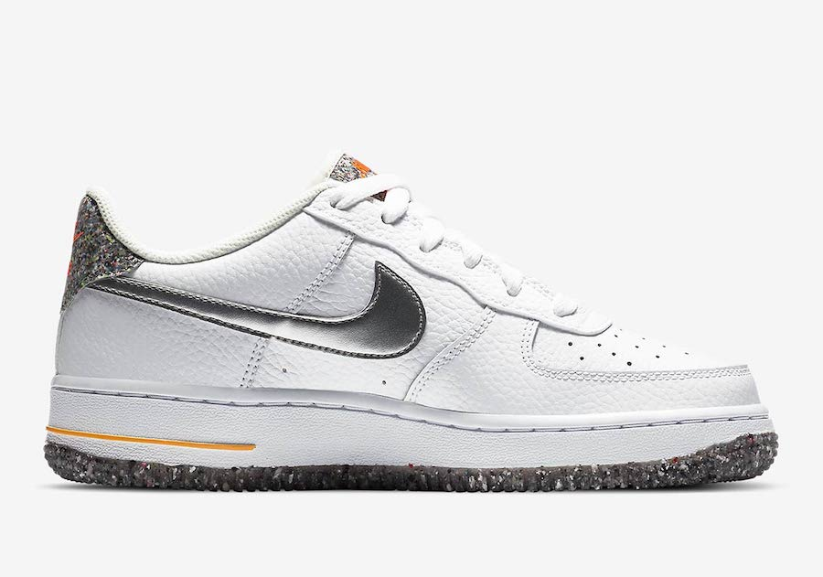 Nike Air Force 1 Crater DB1558-100 Release Date