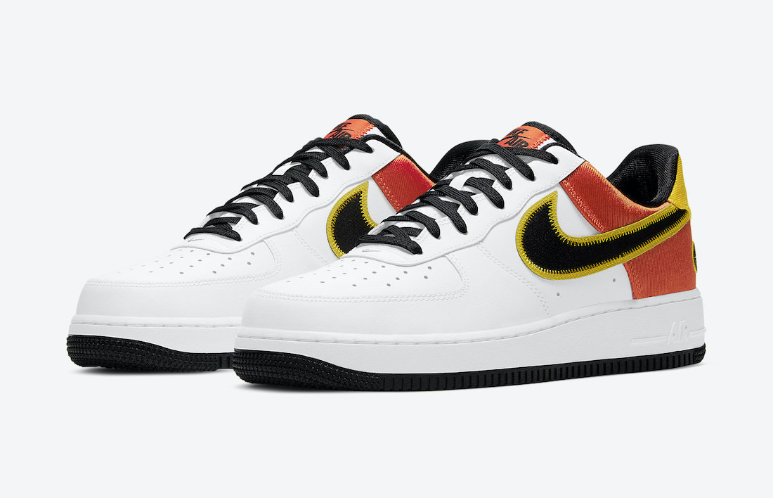 Nike Air Force 1 Rayguns CU8070-100 Release Date