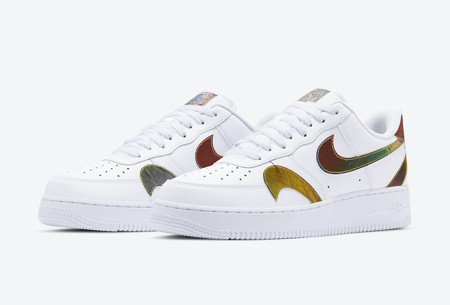 Nike nike zoom sd 3 mens throwing shoes White Misplaced Swoosh CK7214-101 Release Date