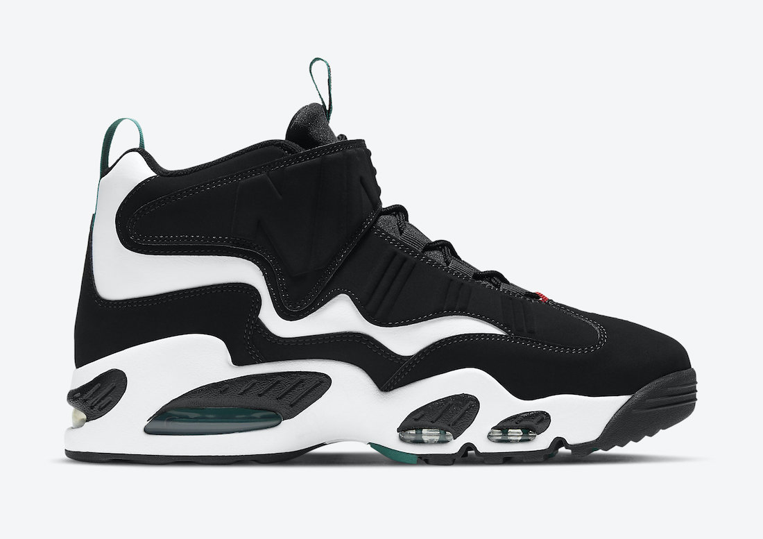 Nike Air Griffey Max 1 Freshwater DD8558-100 2021 Release Date