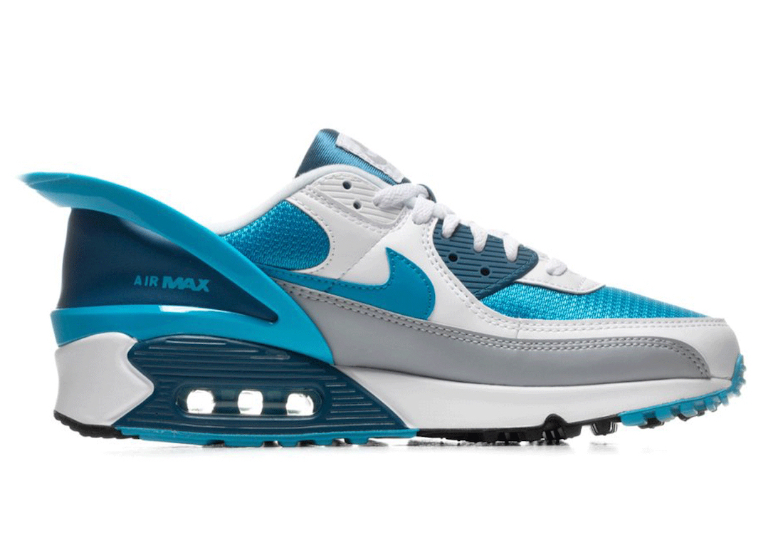 Nike Air Max 90 FlyEase Laser Blue CZ4270-100 Release Date