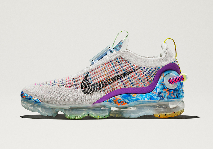 Nike Air VaporMax 2020 Flyknit Multi-Color Release Date