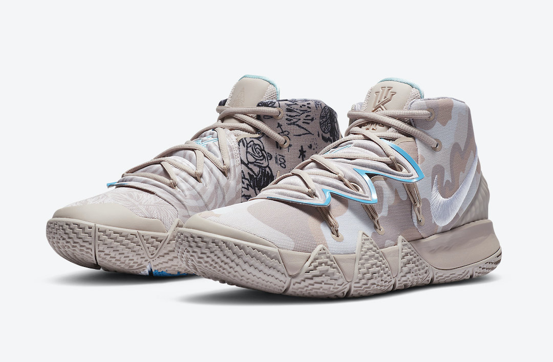 Nike Kyrie S2 Hybrid CT1971-200 Release Date