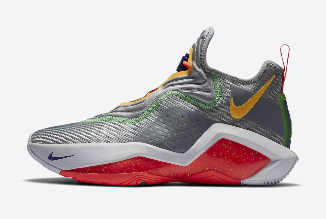 Nike LeBron Soldier 14 Hare CK6047-001 Release Date