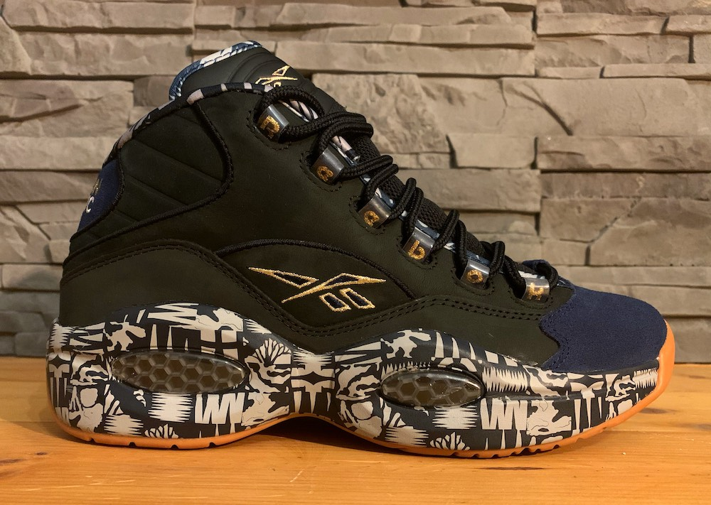 Reebok Question Mid Iverson Roundball Classic Release Date