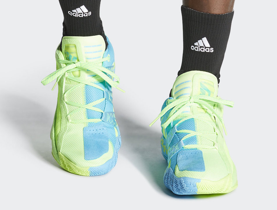 adidas Dame 6 McDonalds All American Game JamFest FW4507 Release Date