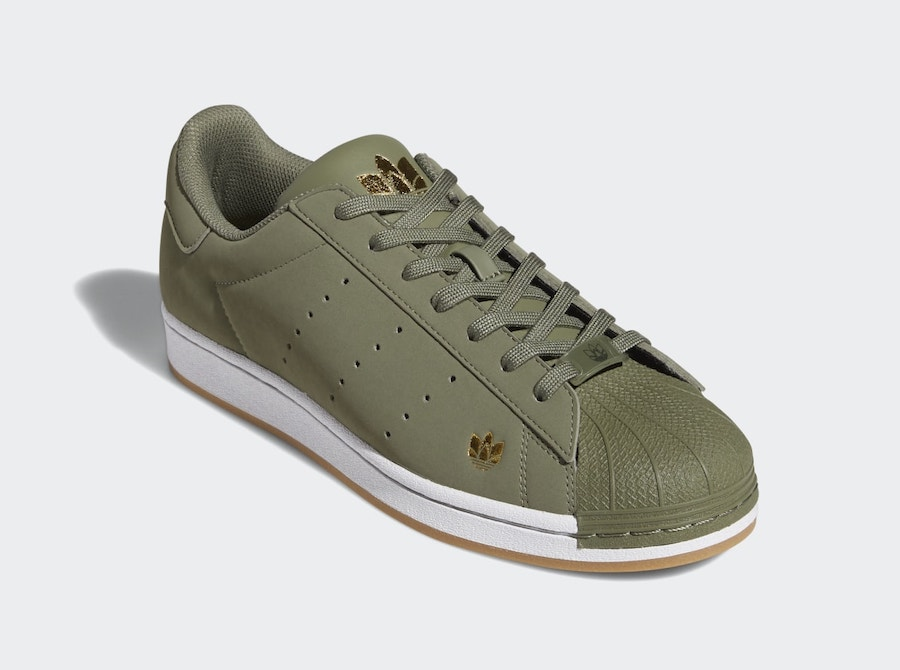 adidas Superstar Pure Legacy Green FZ2146 Release Date