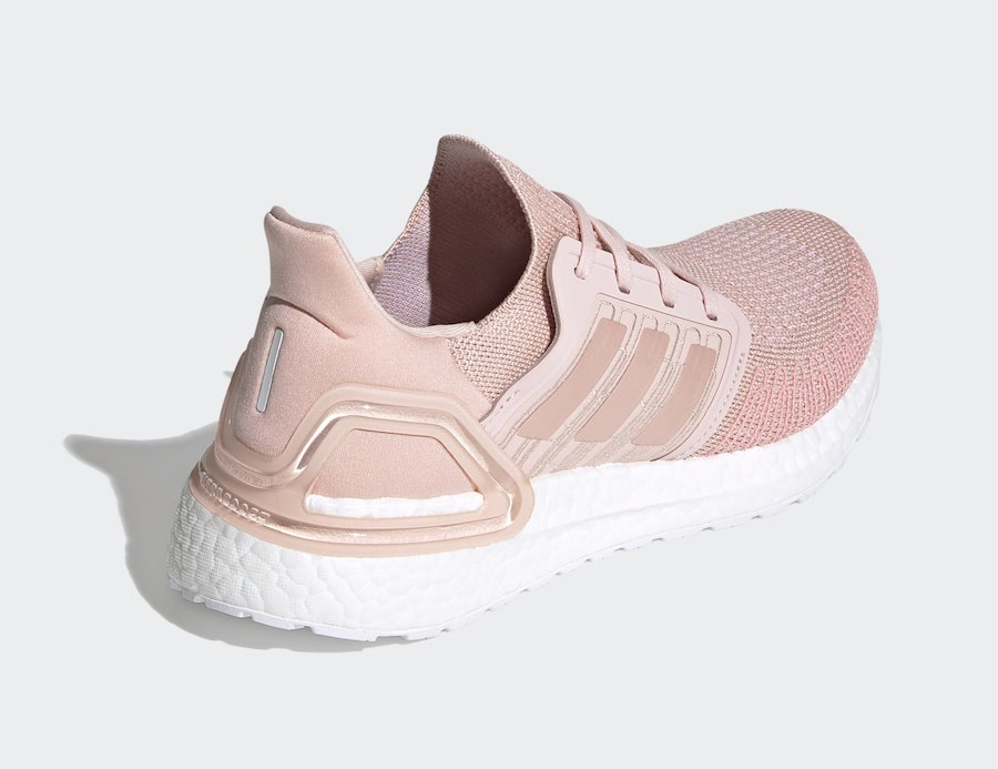 adidas Ultra Boost 2020 Vapour Pink FV8358 Release Date