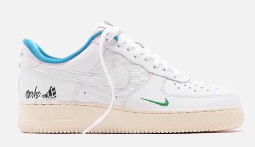 kith nike air force 1 low whtie blue lagoon aloe verde white official release dates 2020 thumb