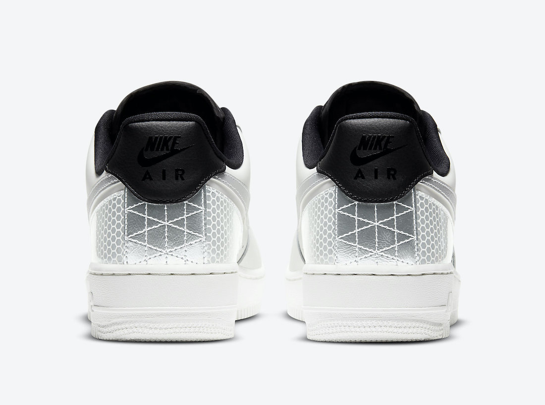 3M Nike Air Force 1 CT2299-100 Release Date