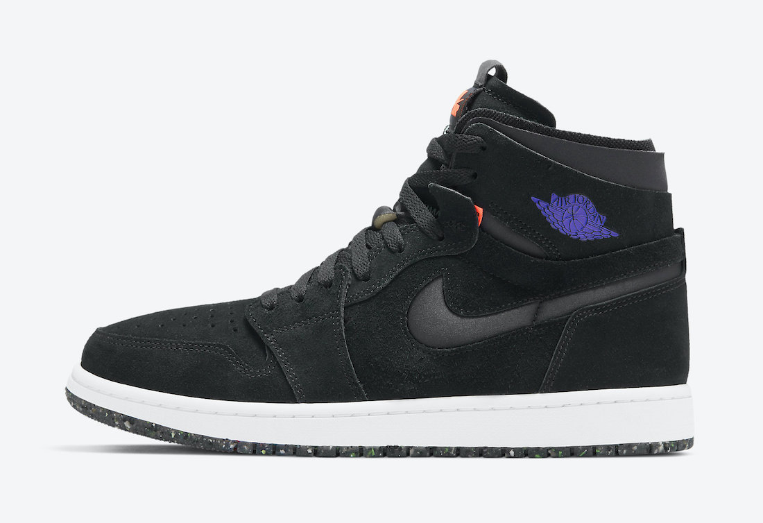 Air Jordan 1 Zoom Court Purple CT0978-005 Release Date Price