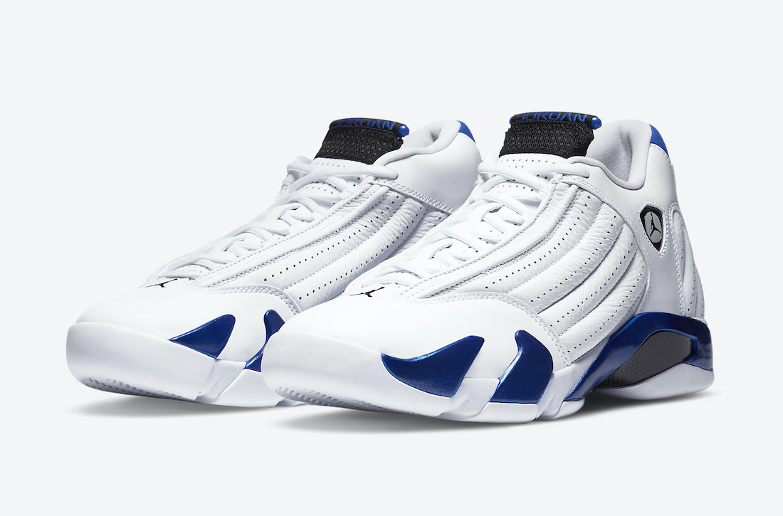 Air Jordan 14 Hyper Royal 487471-104 Release Date Price