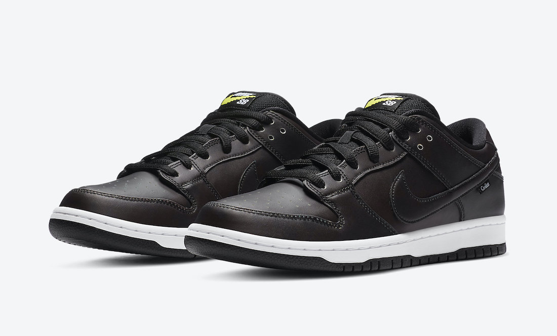 Civilist Nike SB Dunk Low CZ5123-001 Release Date Price