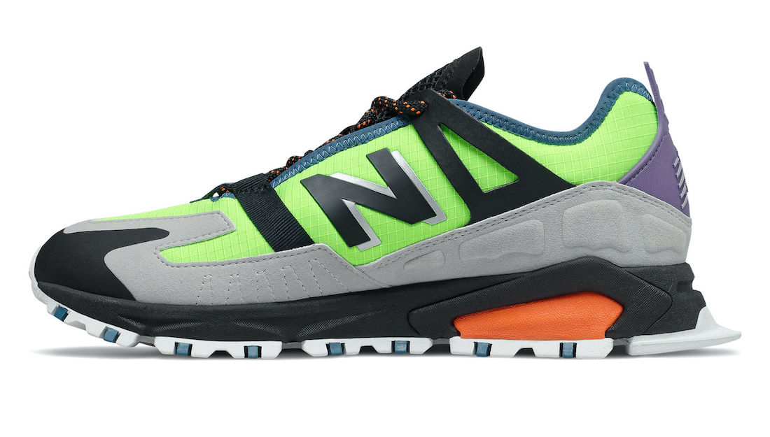 New Balance X-Racer Trail Energy Lime Release Date