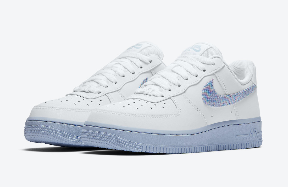 Nike Air Force 1 CZ0377-100 Release Date