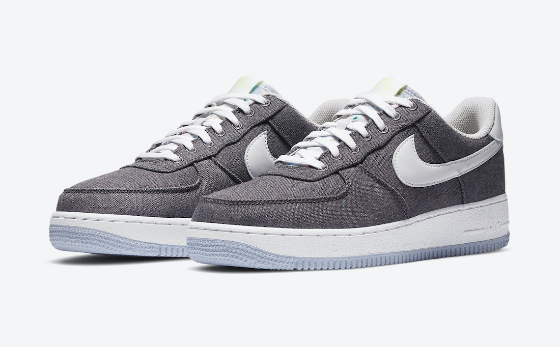Nike Air Force 1 Iron Grey CN0866-002 Release Date