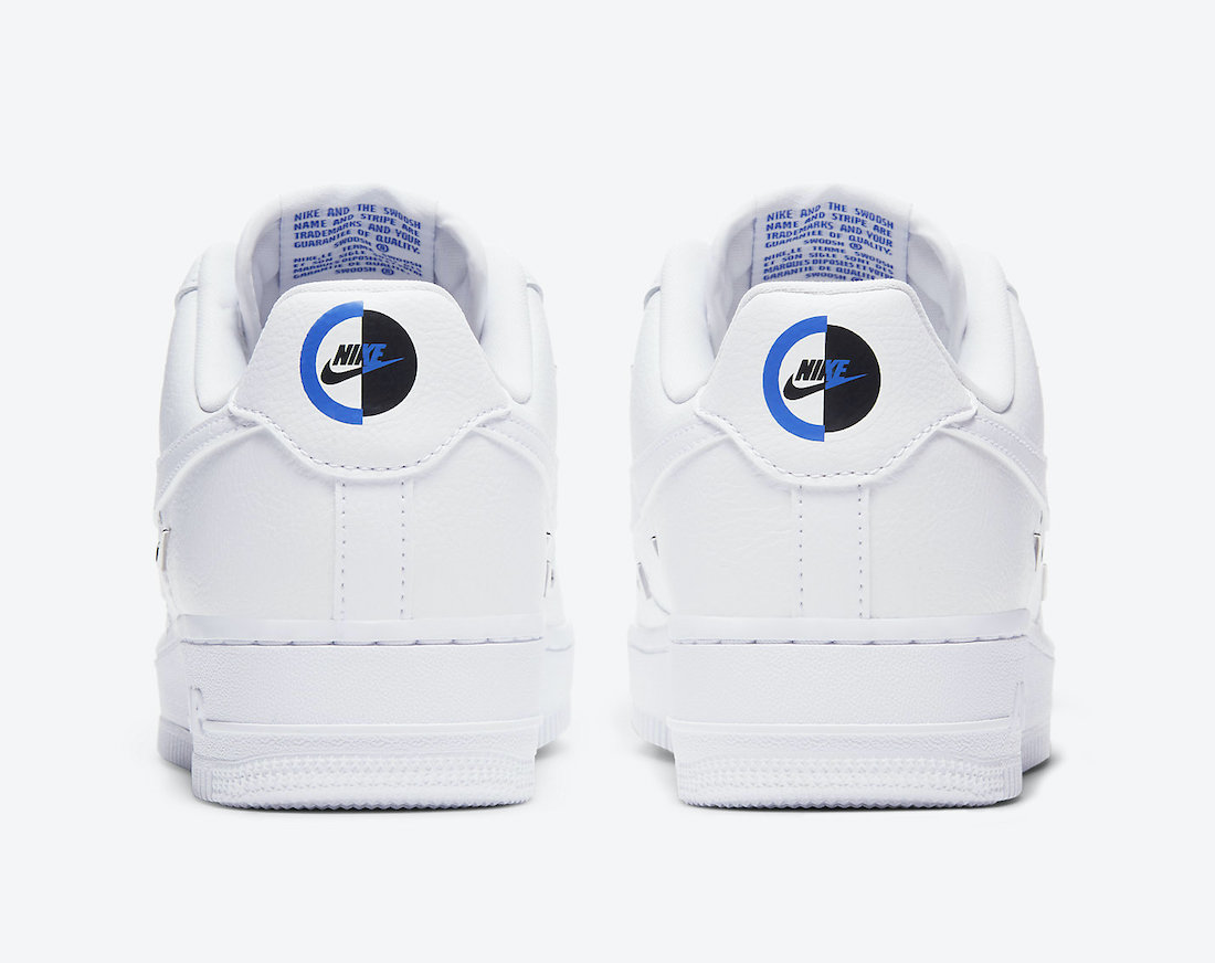 Nike Air Force 1 LX CT1990-100 Release Date