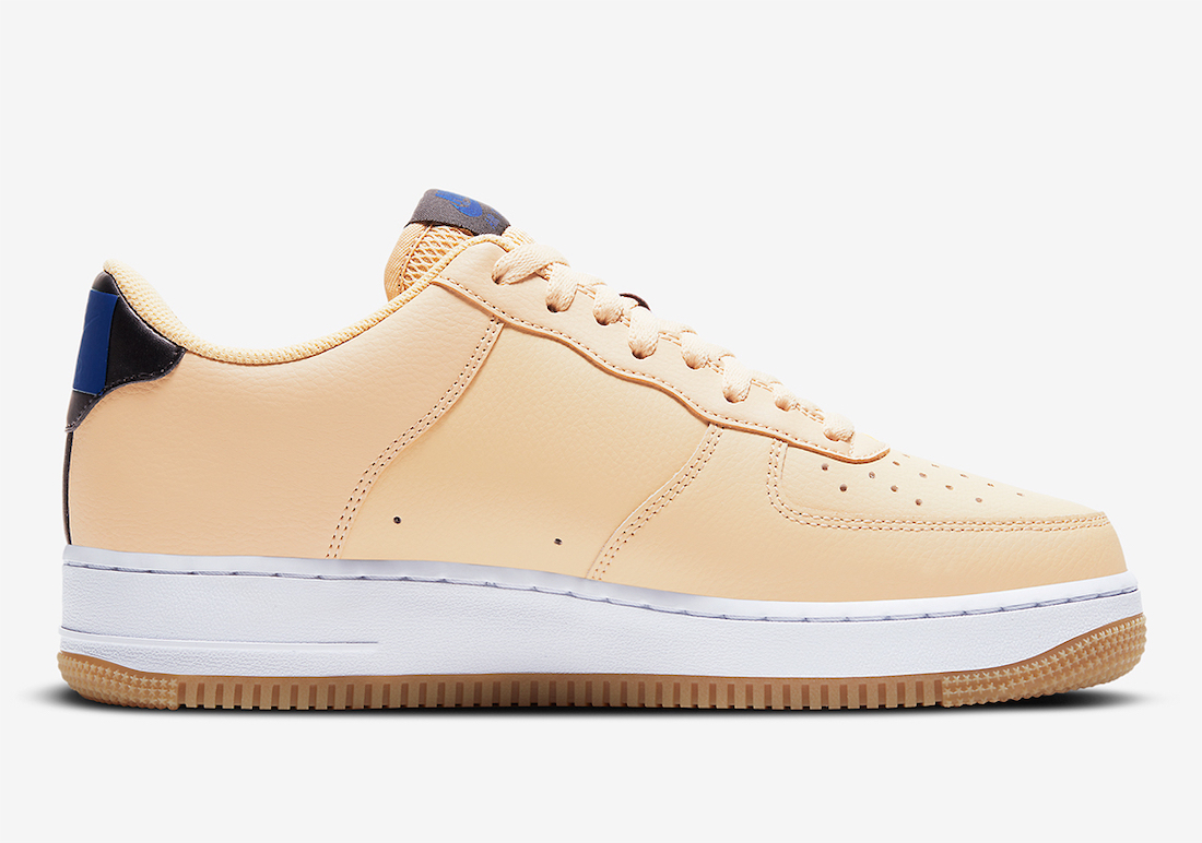 Nike Air Force 1 Low NBA CT2298-200 Release Date