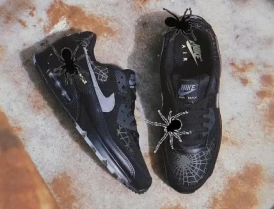 Nike Air Max 90 Spider Web Release Date