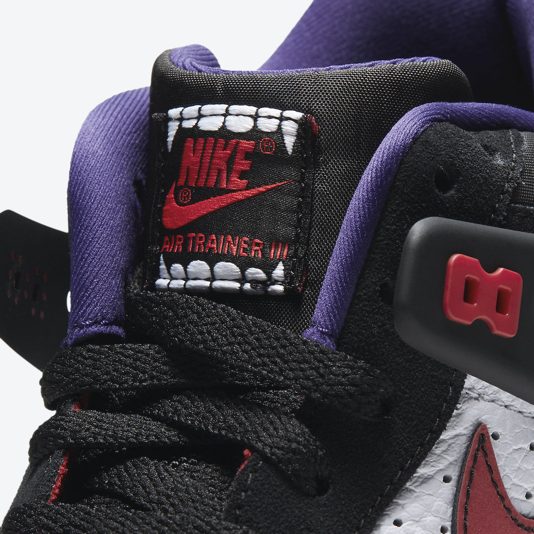 Nike Air Trainer 3 Dracula DC1501-001 Release Date